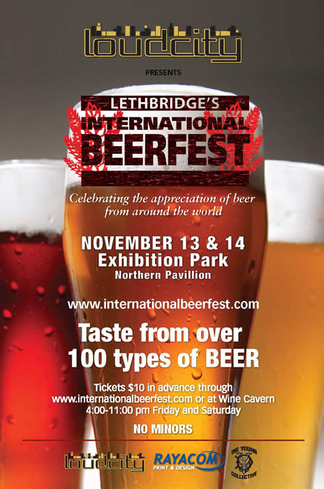 Lethbridge International Beerfest