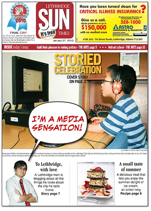 Sun Times Media Group Inc 74